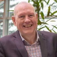 Brian Stewart Portrait